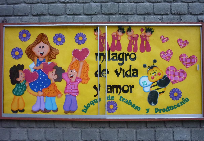 Periodico Mural Dia De La Madre Imagui